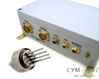 Сигнализатор уровня многоканальный СУМ 207